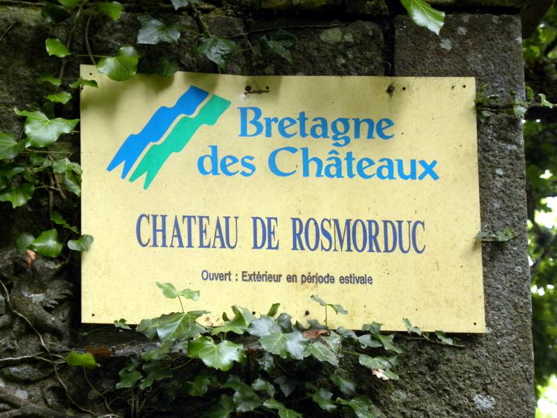 Chateau de Rosmorduc