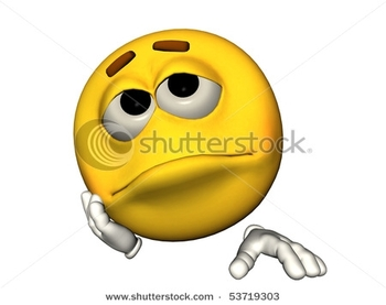 stock-photo--d-illustration-of-a-sad-emoticon-53719303