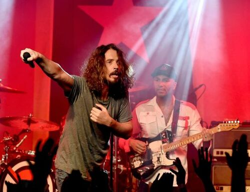 RIP CHRIS CORNELL (SOUNDGARDEN, AUDIOSLAVE)