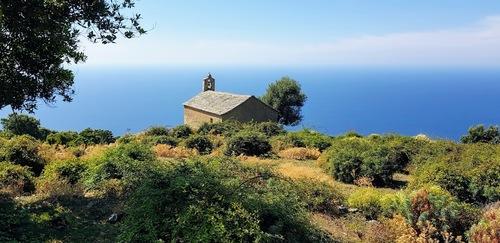 la chapelle Ste Catherine Imiza