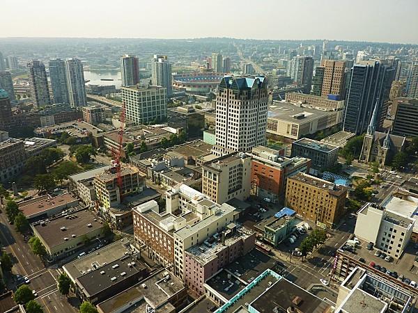 Jour 28 Vancouver vue de Lookout Tower 3