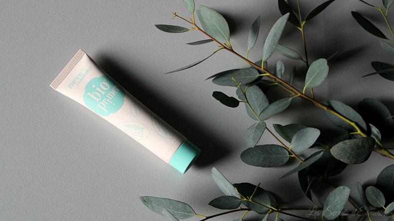 Ma nouvelle base de teint : la Bio Primer Mattifying de Neve Cosmetics