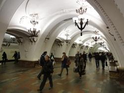Quelques instantanés de Moscou