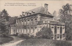 LES REMPARTS DE LA FORÊT-AUVRAY (Orne)