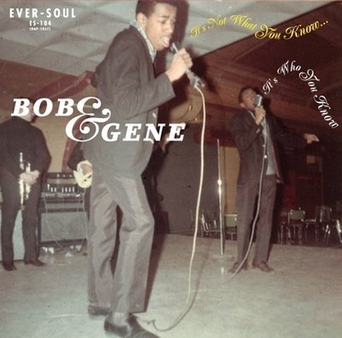 "Bob & Gene : CD "" I Really Really Love You "" Soul Bag Records DP 107 [ FR ]"