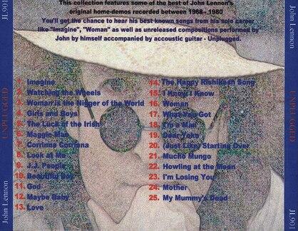 En avance: John Lennon - Unplugged