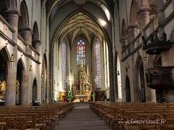 l'église des Jésuites à Molsheim
