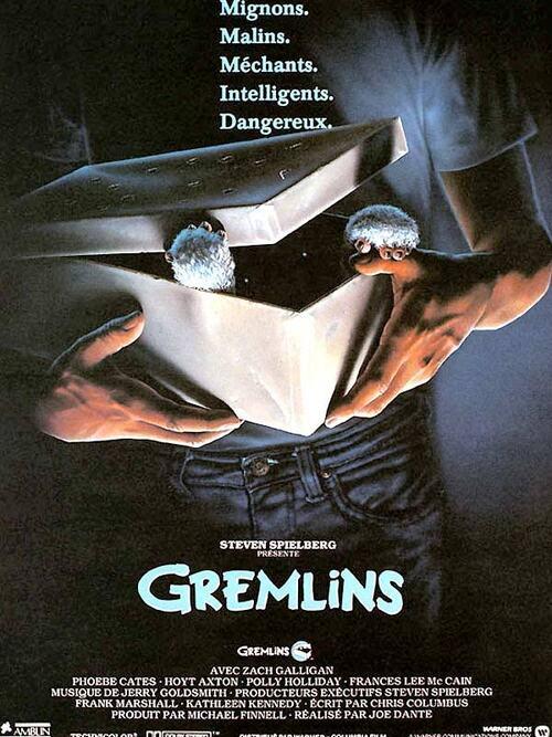 Radioscopie d'un succès des années 90 : les Gremlins