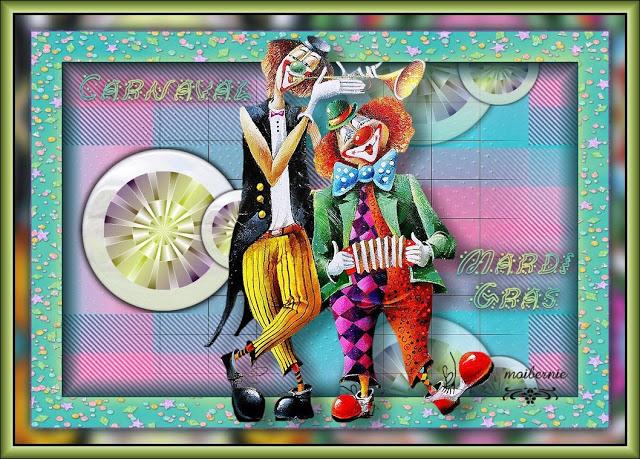 CL0007 - Tube clowns