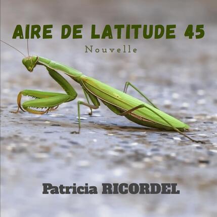 AIRE DE LATITUDE 45, Patricia RICORDEL