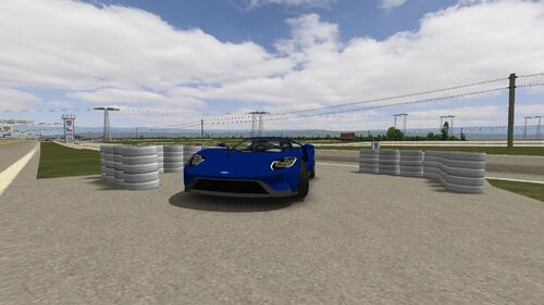 Ford GT 2015