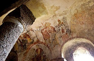 Fresco-of-Grottes-de-Jonas-Puy-de-Dome-Auvergne-France
