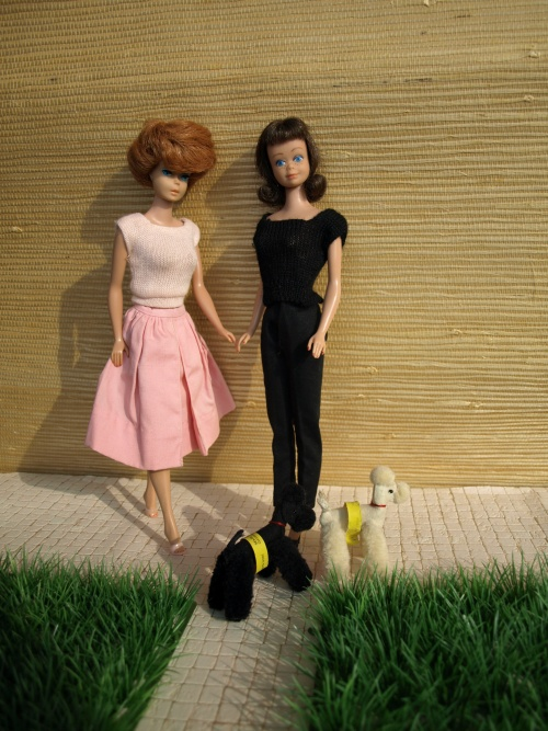 Barbie vintage : Mix Match Group