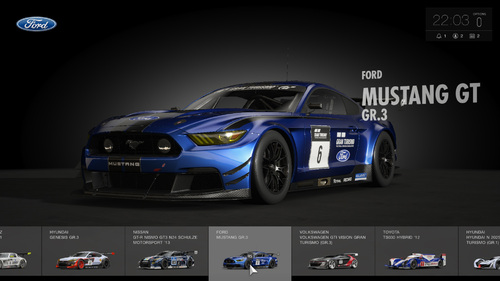 Gran Turismo Sport (GTS)