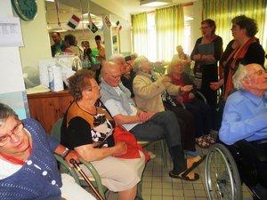 une après midi forte émouvante à Kérampéré pour Jean Nédelec et nous tous !