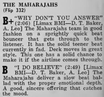 The Maharajahs