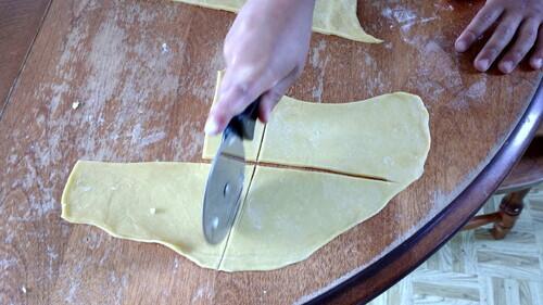 Variations sur farine et levure