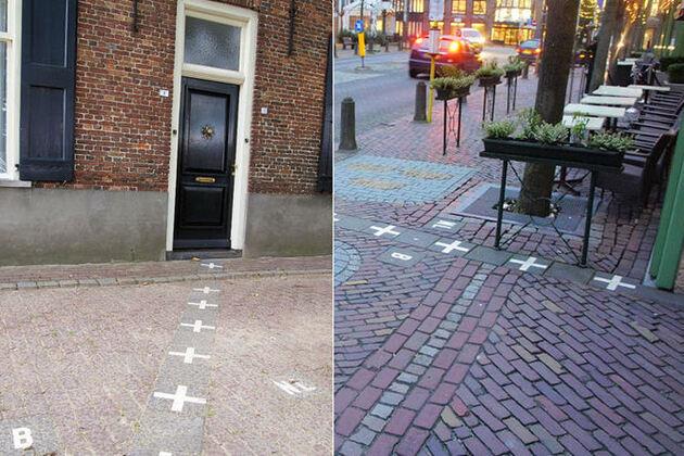 Entre la Belgique et les Pays-Bas