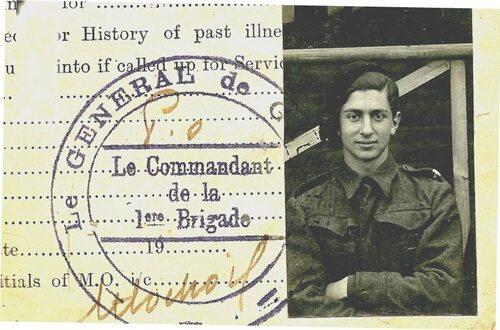 """* 76e Anniversaire de Bir Hakeim - Extraits (2) de la conférence de Claude J. CORNUEL """" Souvenir d'un vétéran de Bir Hakeim et d'El Alamein"""