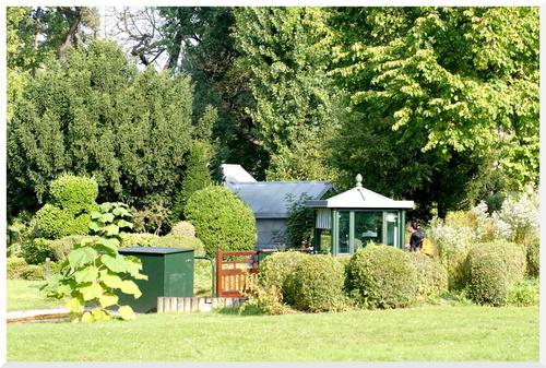 Jardin d'Acclimatation. Neuilly sur Seine