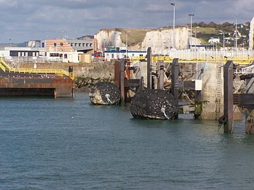 dieppe port 22