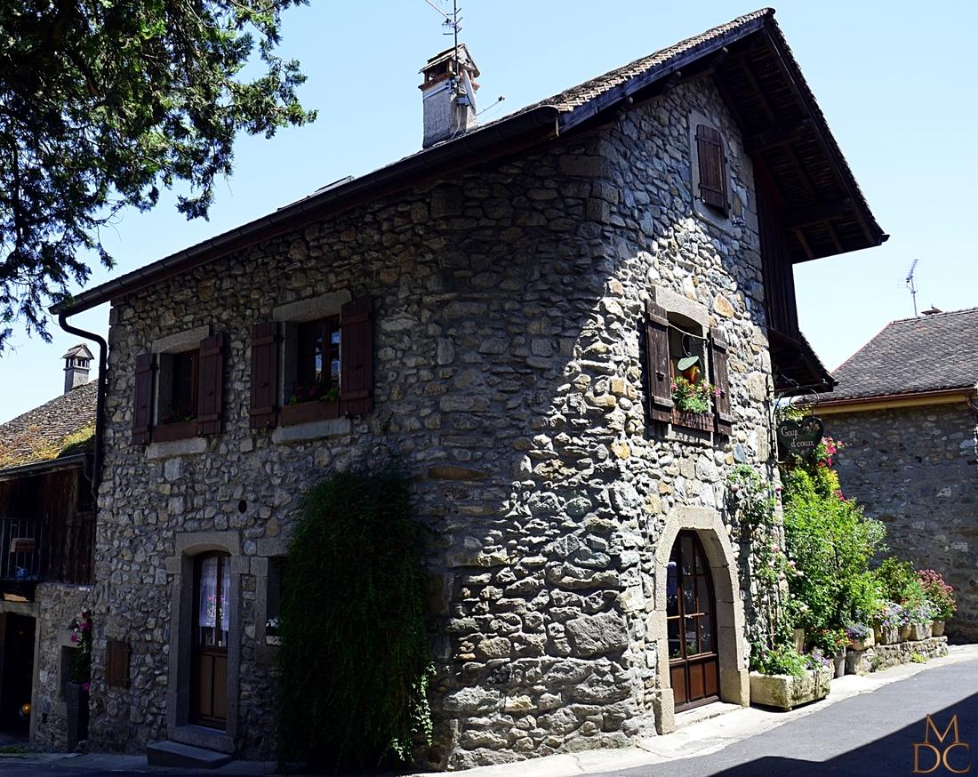 YVOIRE (74) Haute-Savoie