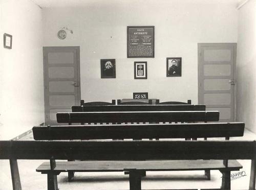 Salle de lecture de Villeneuve-sur-Lot