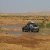 Maroc Passage de l'oued Draa à Tafnidilt