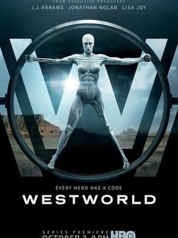 Westworld : Un parc d'attractions peuplé de robots propose aux visiteurs de se replonger dans plusieurs époques. Lancés dans l'ouest sauvage, deux amis se retrouvent plongés en plein cauchemar quand l'un des androïdes se détraque et les prend en chasse…-----... Créée par Jonathan Nolan, Lisa Joy (2016) Avec Anthony Hopkins, Evan Rachel Wood, Ed Harris… Nationalité Américaine Genre Western, Science fiction, Thriller Statut En production