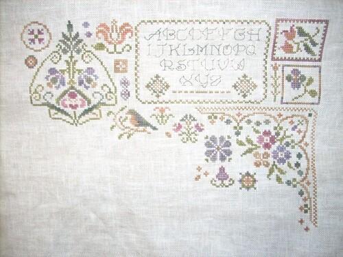 Rosewood Manor :flowers of Rosehall