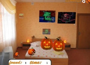 Hidden gemstones - Halloween rooms