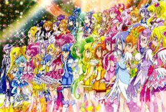 Présentation de Pretty Cure