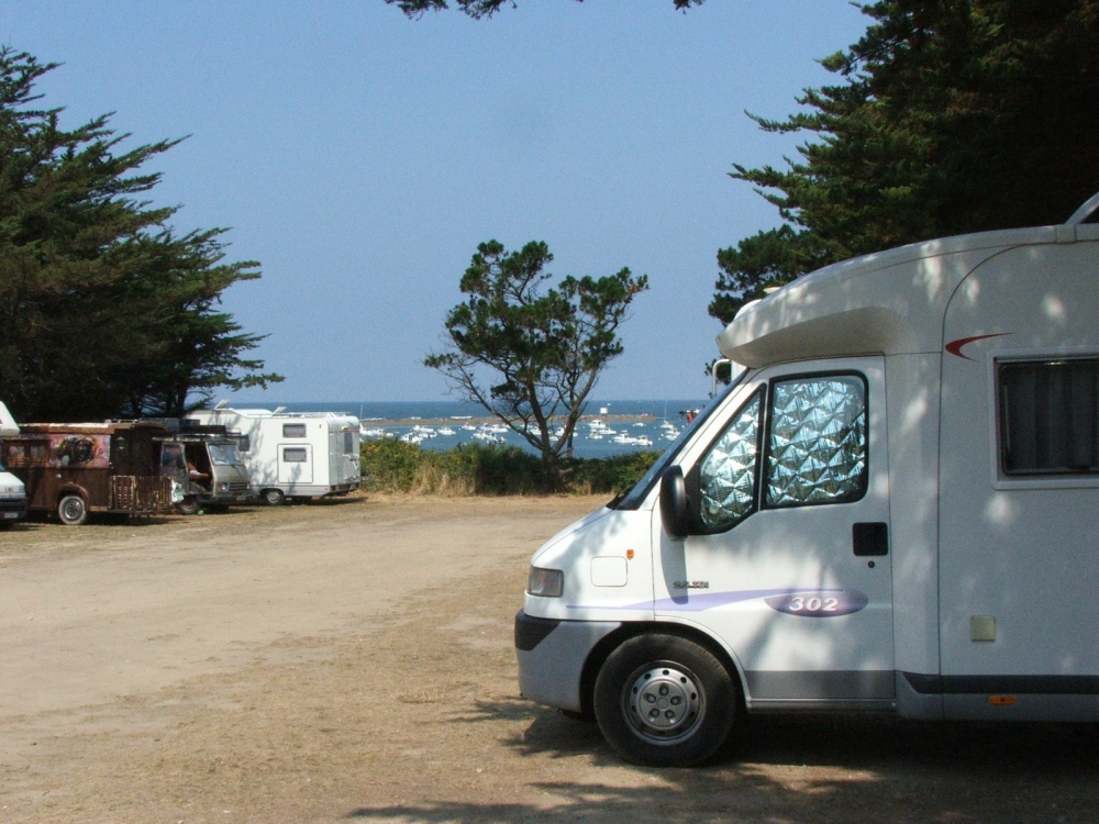Adieu à mon camping-car