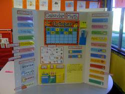 Un calendrier pour la classe