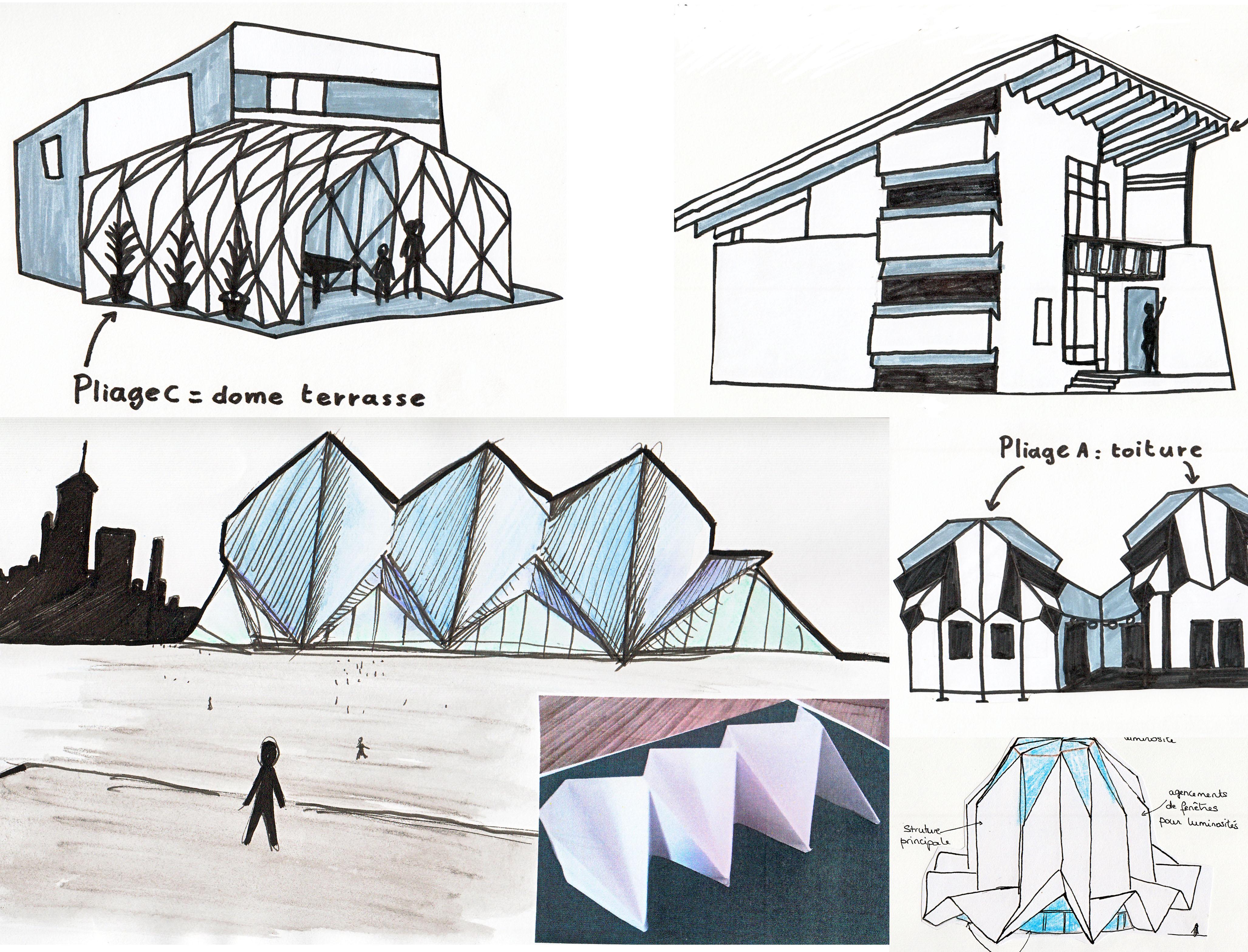 Entre tradition et modernite araa - Mouvement en architecture ...