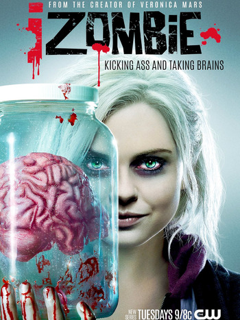 Izombie de Rob Thomas