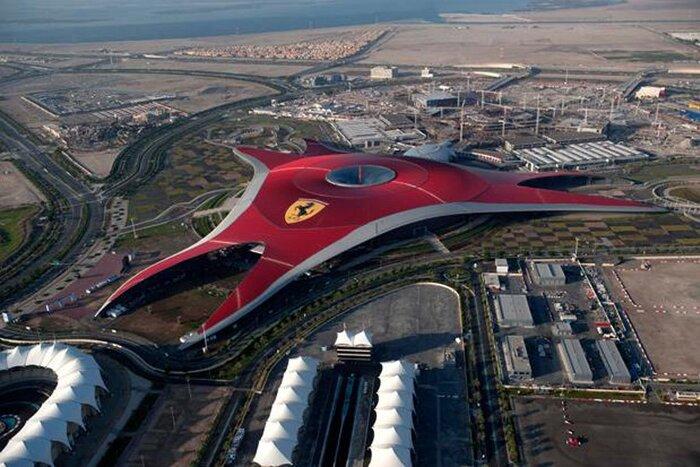 Séjour aux Emirats Arabes Unis