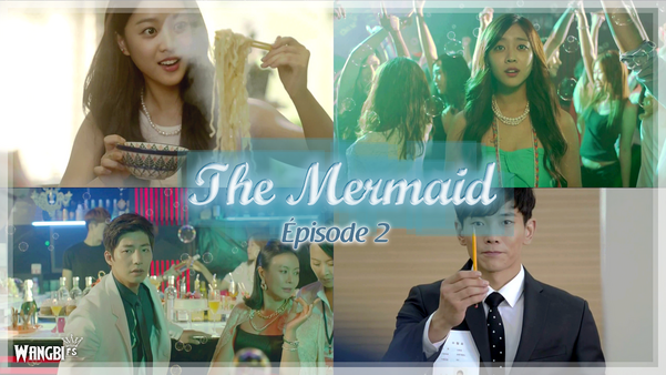 Sortie : The Mermaid 02