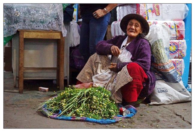 Marché de Ayacucho