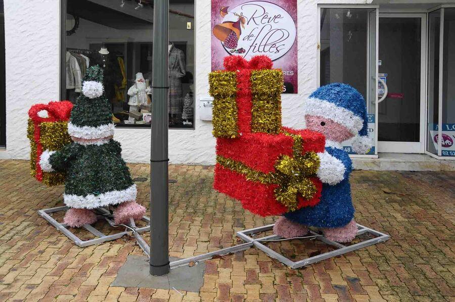 «  Déco de Noël – Challans 1 »