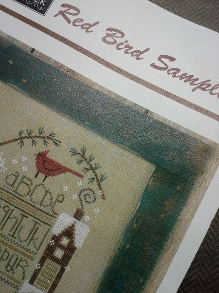 Broderie / Red Bird Sampler