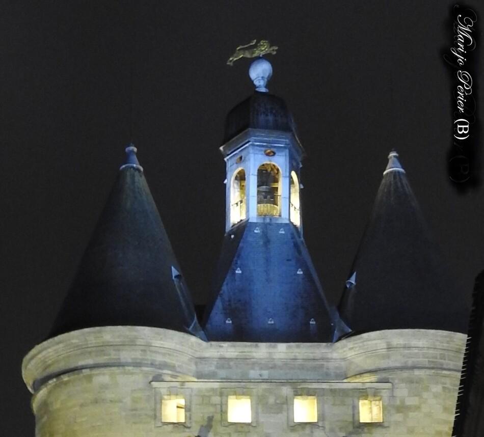 La grande cloche à Bordeaux