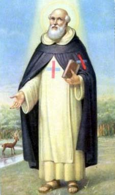 Saint Félix de Valois, Ermite (+ 1212)