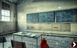Jouer à Genie Old school classroom escape