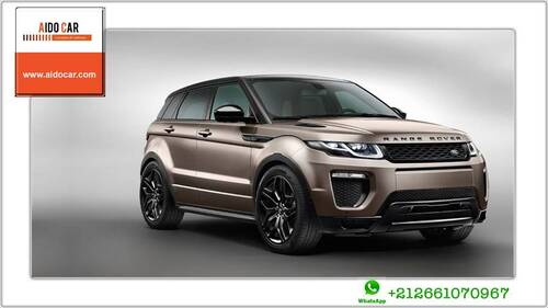 Location voiture SUV – Range Rover Evoque Dynamic