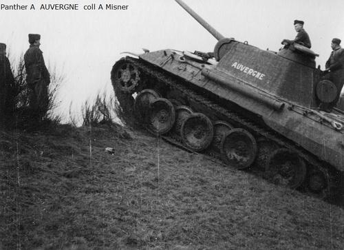 """Le Panther """"Auvergne"""""""