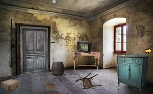 Jouer à Old abandoned house escape 6