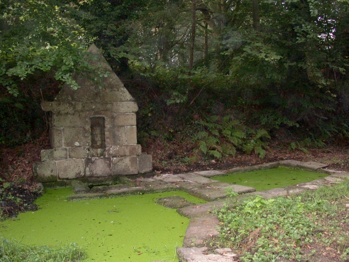 Pleumeur-Bodou, fontaine Saint-Antoine