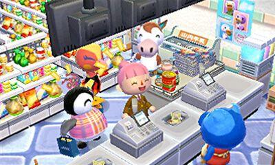 """Résultat de recherche d'images pour """"habiller des habitants dans Animal Crossing Happy Home Designer"""""""