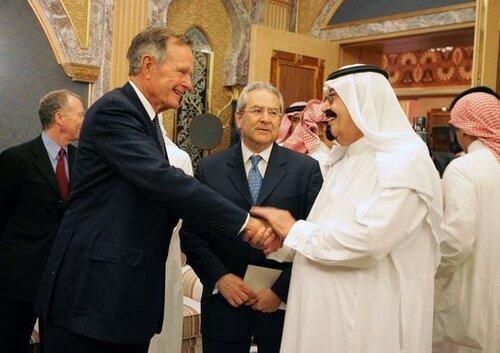 Arabie Saoudite/Qatar, meilleurs amis de l'élite sidérale